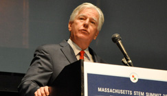 UMass President Marty Meehan