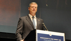 Governor Charlie Baker Introduction
