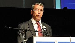<p> David Mangus,<br /> STEM Teacher of the Year</p>